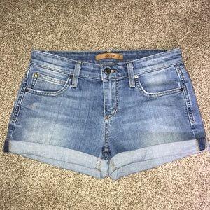 Joe's Jean Vintage Reserve Denim Shorts